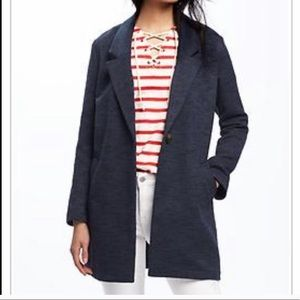 Old Navy One-Button Blazer, Navy